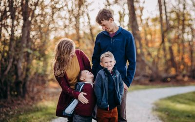 Mount Saint Francis Family Session